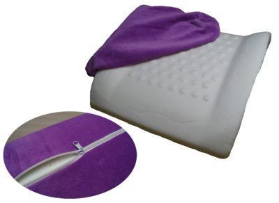 Кому нужен ортопедическая подушка под спину?